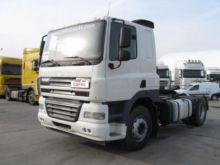 2008 DAF 85.410 tractor unit