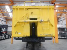 2007 TRAILOR ALU tipper semi-tr