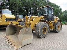 2011 CATERPILLAR 950H wheel loa