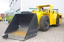 2010 PAUS PFL 12 wheel loader