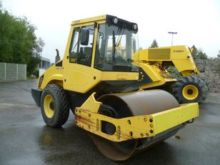 2007 BOMAG BW 177 D-4 single dr