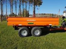 2016 KITA- 3T, tractor trailers