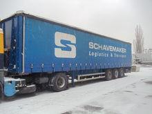 2001 L.A.G. tilt semi-trailer