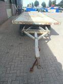 Used PLATTE wagen pl