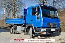 2001 MAN L2000 10.225 LKW Kippe