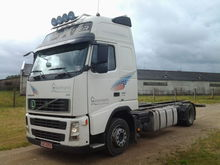 2008 VOLVO FH 12 480 chassis tr