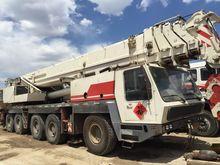 1995 KRUPP KMK5160 mobile crane