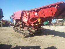 2012 HAMMEL VB 750 DK crushing