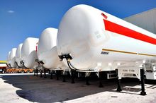 OZGUL gas tank trailer