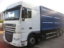 2011 DAF 105.410 grain truck +