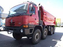 2007 TATRA ESK8 dump truck