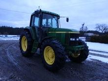 2000 JOHN DEERE 6810 wheel trac