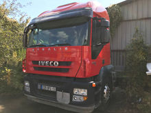 2007 IVECO Stralis 420 ADR trac