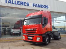2010 IVECO AS440S50TP tractor u