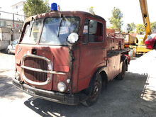 Used FIAT 650N fire
