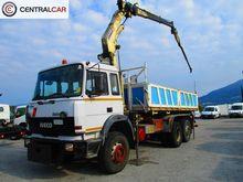 1992 IVECO 190-26 dump truck