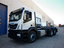 IVECO AUTOCARRO container chass