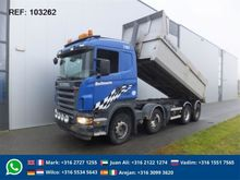 Used 2009 SCANIA R50