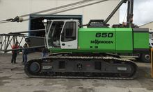 2010 SENNEBOGEN 650HD crawler c