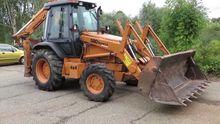 2001 CASE 580 SLE backhoe loade