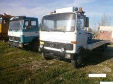 1984 MERCEDES-BENZ 813-353 tow