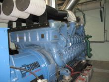 1998 SDMO XS2000,2000 KVA,only