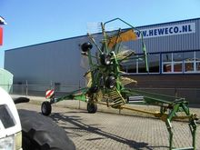 2012 KRONE SW807 CIRKELHARK hay