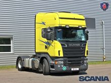 2012 SCANIA R500 tractor unit