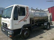 2002 MAN 8180 LE '02 tank truck
