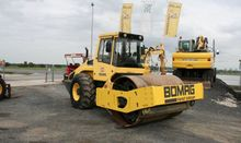 2009 BOMAG BW 216 DH-4 single d