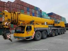 2004 LIEBHERR LTM1400 mobile cr