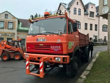 1991 LIAZ 111.811 dump truck
