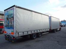 2012 SVAN CHTP18 tilt trailer