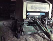Used KRONE 1500 roun
