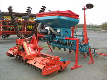 2002 KUHN HRB 3003 combine seed