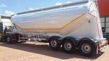 NURSAN MERVE MK3 flour transpor