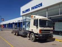 1997 DAF CF75 300 chassis truck