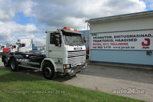 1996 SCANIA R93 310 228kW chass
