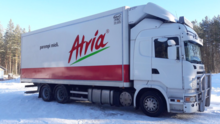 2009 SCANIA R480 refrigerated t