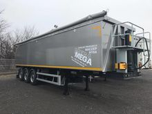 2017 MEGA tipper semi-trailer