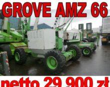 1998 GROVE AMZ66 telescopic boo