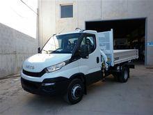 IVECO 70C15 dump truck