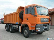 2006 MAN Tga 33.350 dump truck