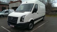 2007 VOLKSWAGEN Crafter isother