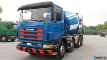 2003 SCANIA R124-420 concrete m