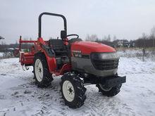 YANMAR AF-16, tractors mini tra