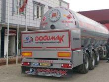 DOĞUMAK DM LPG- PUMP gas tank t