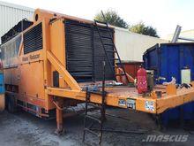 2009 METSO M&J 4000-8M semi-tra