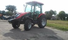 2016 TYM T 503 wheel tractor