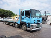 2008 ISUZU Giga tow truck